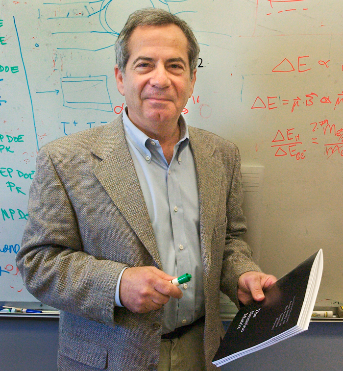 Stuart Freedman (photo Roy Kaltschmidt, Lawrence Berkeley National Laboratory)
