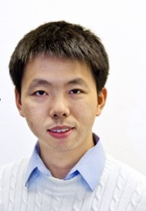 Feng Wang is a faculty scientist with Berkeley Lab's Materials Sciences Division and  UC Berkeley's Physics Department. (Photo by Roy Kaltschmidt)